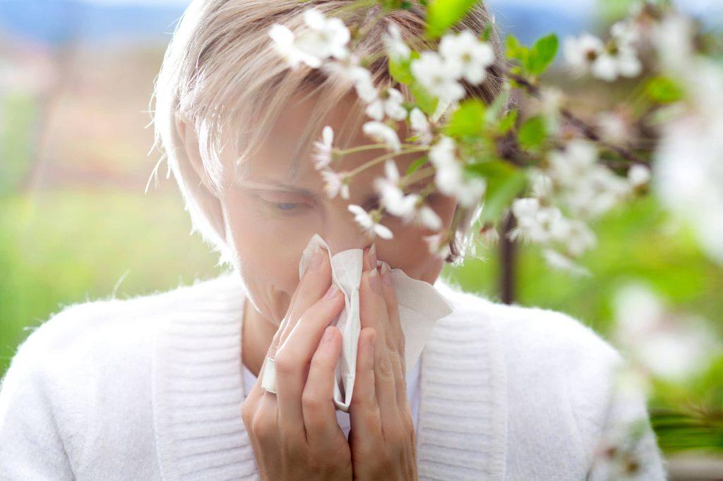 آنچه از علائم آلرژی و درمان آن بوسیله رفلکسولوژی باید بدانید