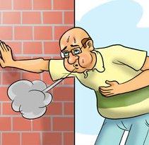 علت تنگی نفس
