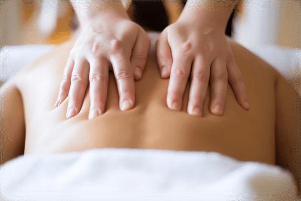 درمان فشار خون با ماساژ درمانی